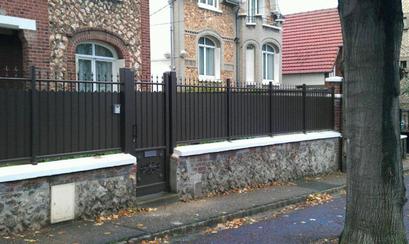 Réalisation de portail à Rouen
