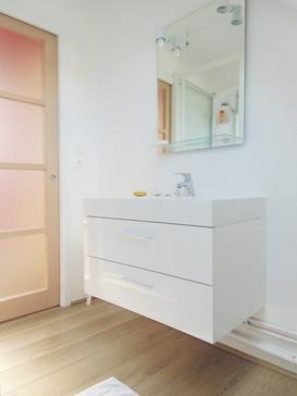 Salle de bain à Rouen